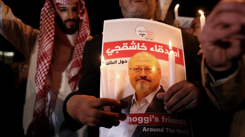 Khashoggi murder 'happened under my watch', MBS tells PBS