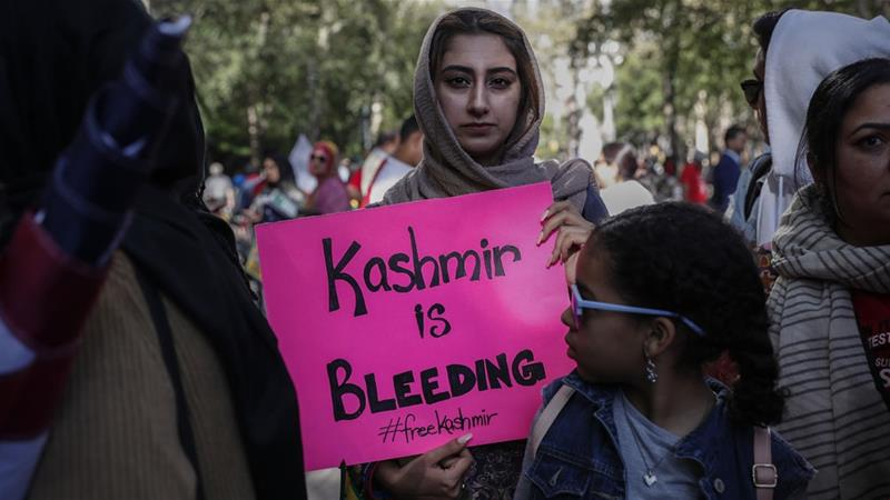 Reports say that 144 minors have been arrested in Indian-administrated Kashmir since August 5 [Shannon Stapleton/Reuters]