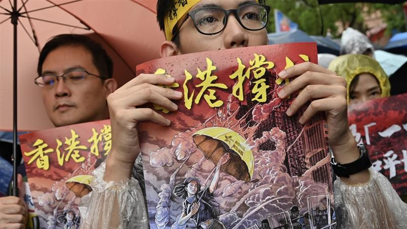 Taiwan's push against 'red media'