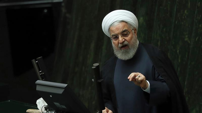 Iranian officials responded to a French proposal to save agreement by offering Iran about $15 billion in credit lines until year-end [Vahid Salemi/AP]