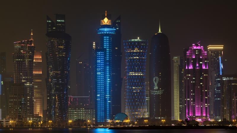 Qatar 2022: Football World Cup logo unveiled
