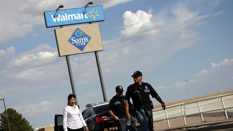 Walmart to stop selling certain gun ammunition in the US