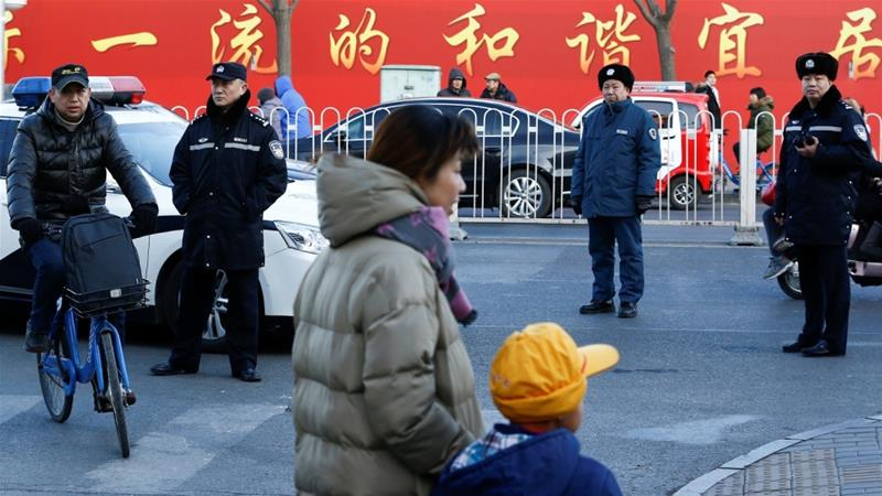 In recent years, there have been several high-profile attacks on schoolchildren in mainland China [File: Thomas Peter/Reuters]