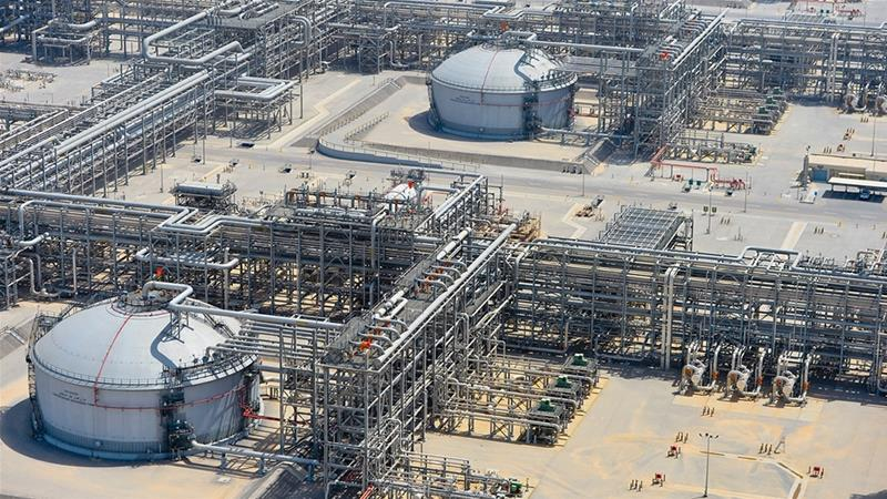 The Saudi oil will be kept in the 2.5-million-tonne facility in India's Karnataka state [Saudi Aramco via Reuters]