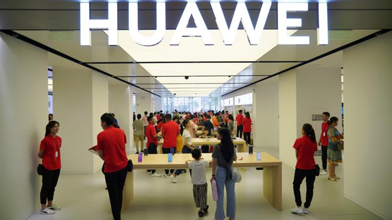 While the US has not provided ample evidence that Huawei helps the Chinese government in spying, the company also did not give proof of the US allegedly hacking the telecom giant's systems [File: Stringer/Reuters]