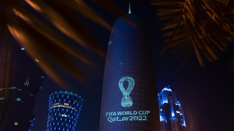 Qatar 2022: Football World Cup logo unveiled | Qatar News