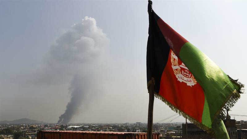 U.S.  special envoy shares peace deal draft with Afghan president