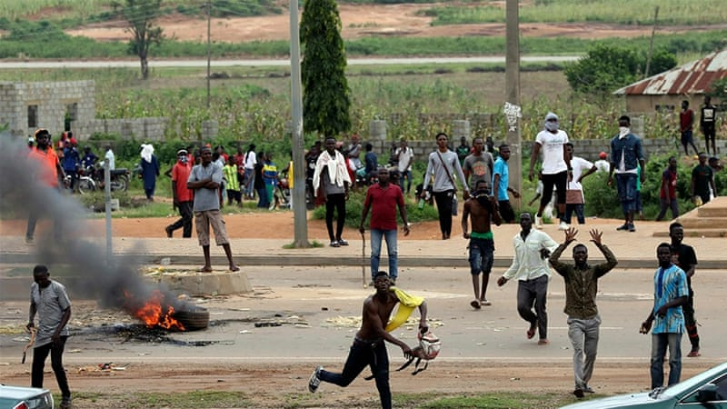 Nigeria News - Top stories from Al Jazeera