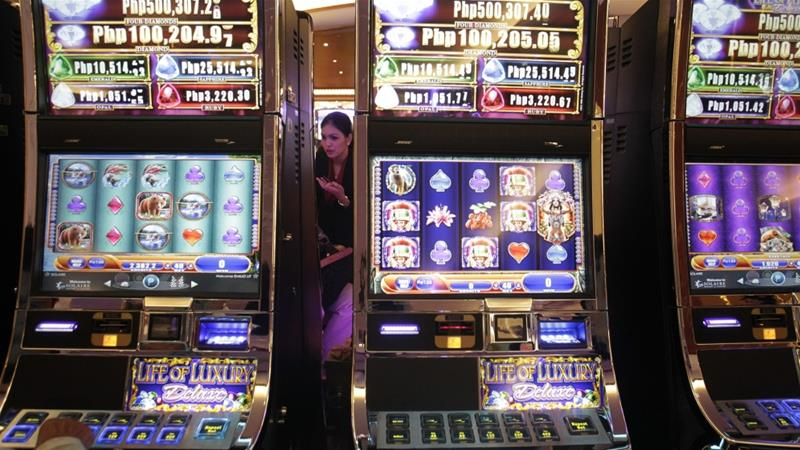 There are more than 100,000 Chinese nationals working in the online gambling industry in the Philippines [File: Cheryl Ravelo/Reuters]