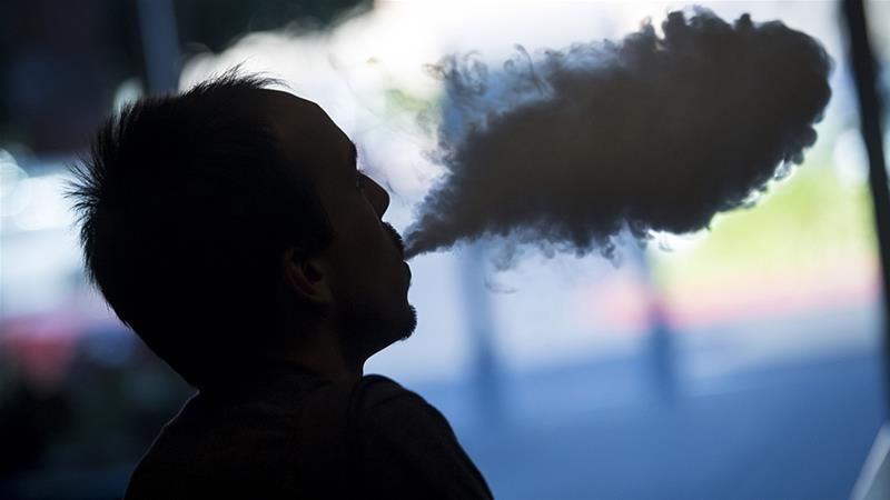 US authorities have identified hundreds of cases of lung illnesses among those who used vaping devices  [File: David Paul Morris/Bloomberg]