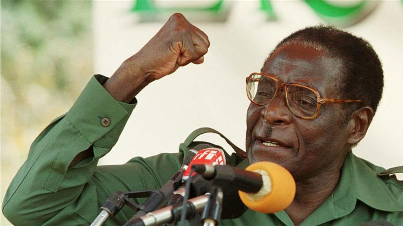 'Robert Mugabe had only 1 farm and 10 cars'