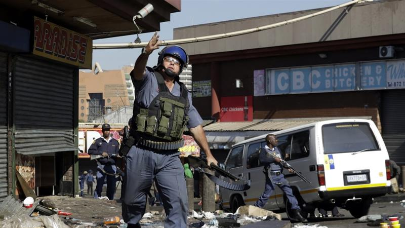 South Africa: The powder keg waiting to explode