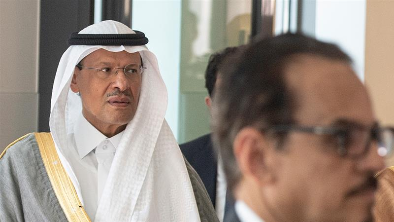 Prince Abdulaziz has decades of experience in the energy sector [File: Amr Nabil/AP]