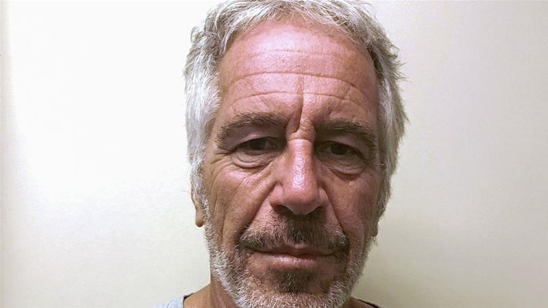 US financier Jeffrey Epstein in a photograph taken for the sex-offender registry of the New York State Division of Criminal Justice Services [File: Handout via Reuters]