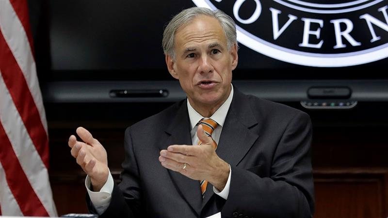 Texas Governor to Nix New Refugees, 1st Under Trump