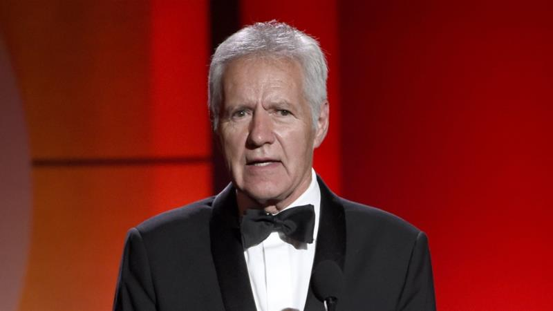 The Jeopardy episode was picked up by people on social media, many of whom blasted the show's producers and host for revising history [File: Chris Pizzello/AP]
