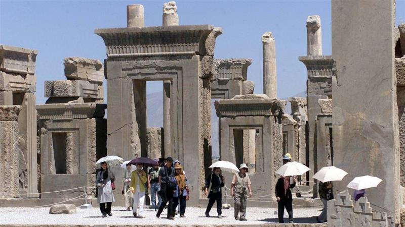 Iran is home to 24 UNESCO World Heritage sites [File: AP/Vahid Salemi]