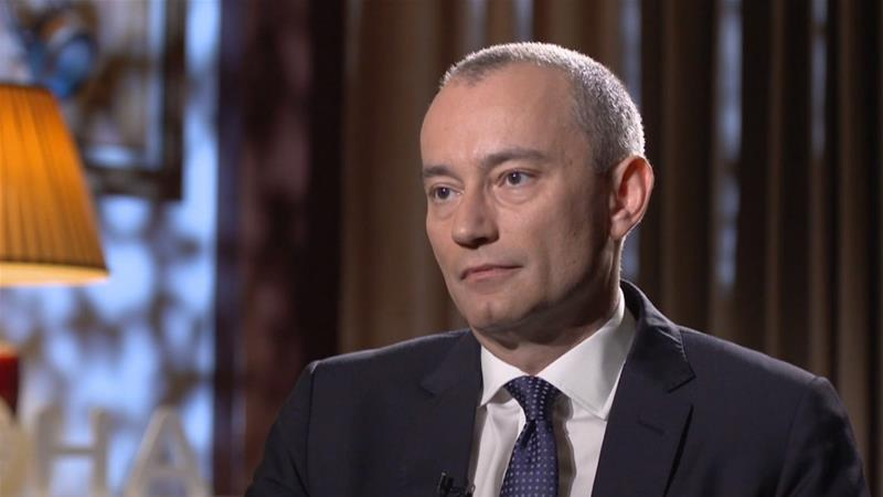 Nickolay Mladenov: 'There is no Middle East peace process'