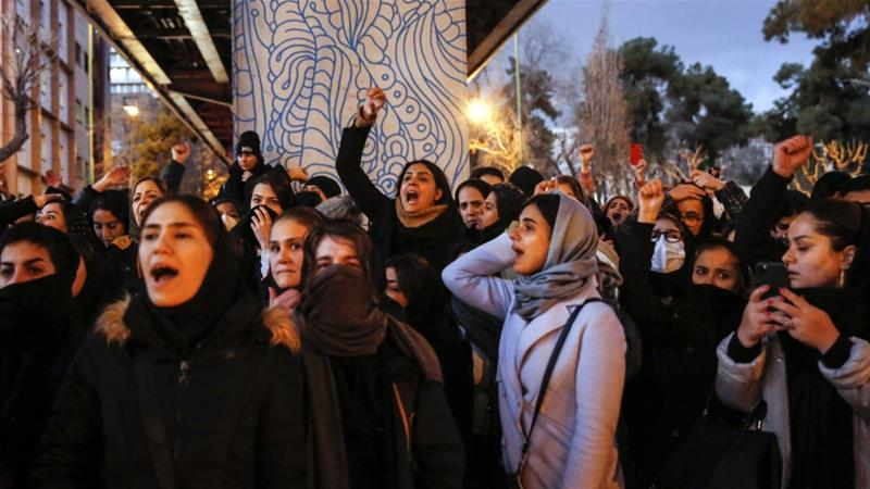 Iran: From patriotism to protests