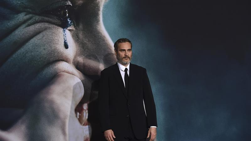 The Joker received 11 Oscar nominations on Monday, including best actor for Joaquin Phoenix [File: Jordan Strauss/Invision/AP]