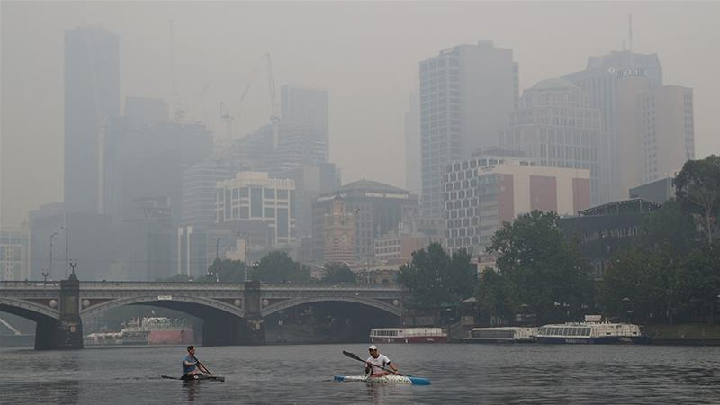 Smoke from Australia's fires will make 'full circuit' around the world