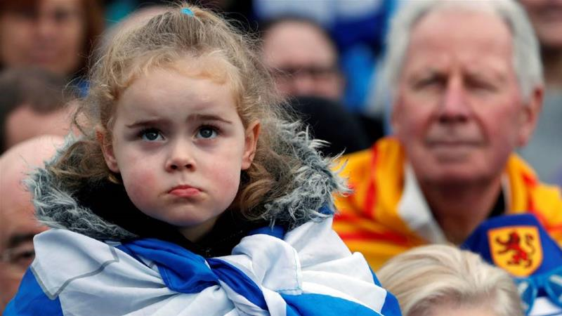 Scottish independence campaigners are seeking alternate legal methods to hold a referendum [Russell Cheyne/Reuters]