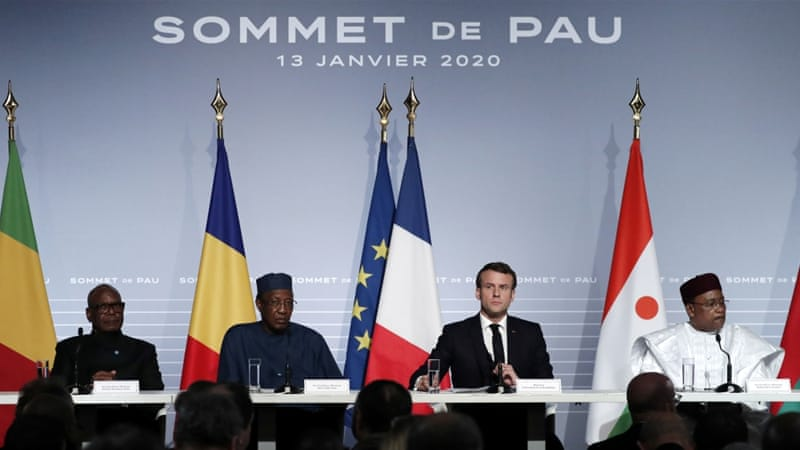 France reaffirms Sahel presence but root cause of crisis unsolved