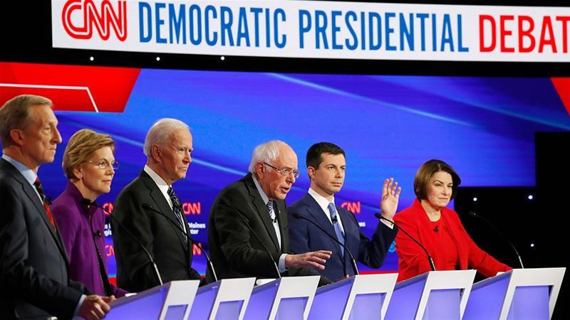 presidential debate - photo #10