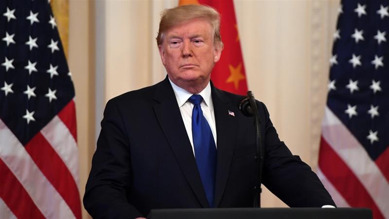 Trump Impeachment Articles Delivered To Senate For Trial