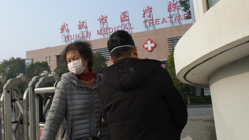 Second person dies from SARS-type virus in China