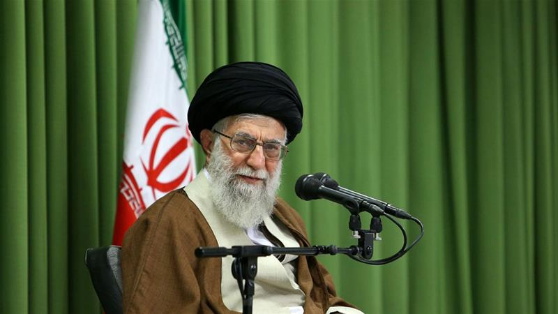 Iran's Khamenei Labels Trump a 'Clown' in Rare Friday Sermon