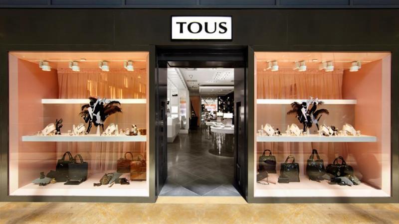 TOUS has built a range across jewellery, accessories and fashion [San Juan Marcos/CC]