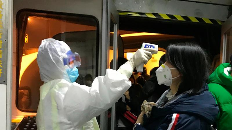 China battles coronavirus outbreak: All the latest updates