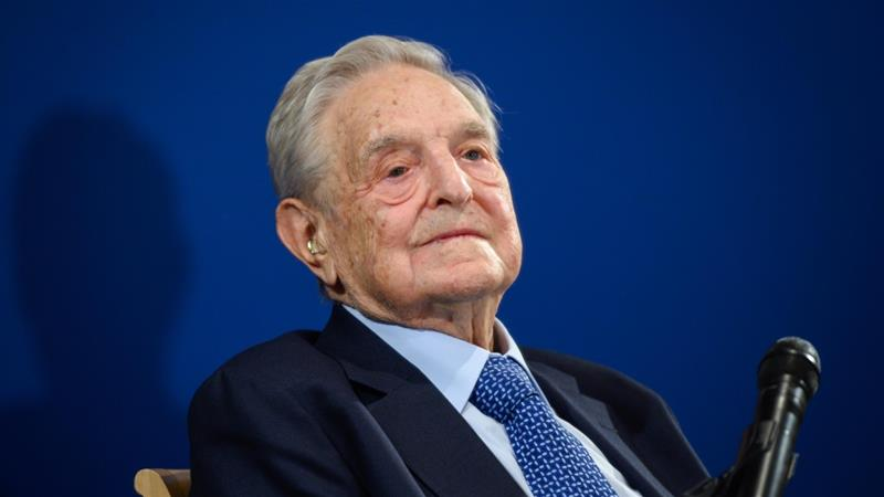 Investor George Soros accuses Modi of creating a 'Hindu nationalist' state
