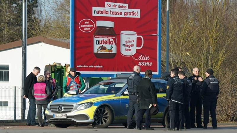 Six dead after shooting in south German town of Rot am See