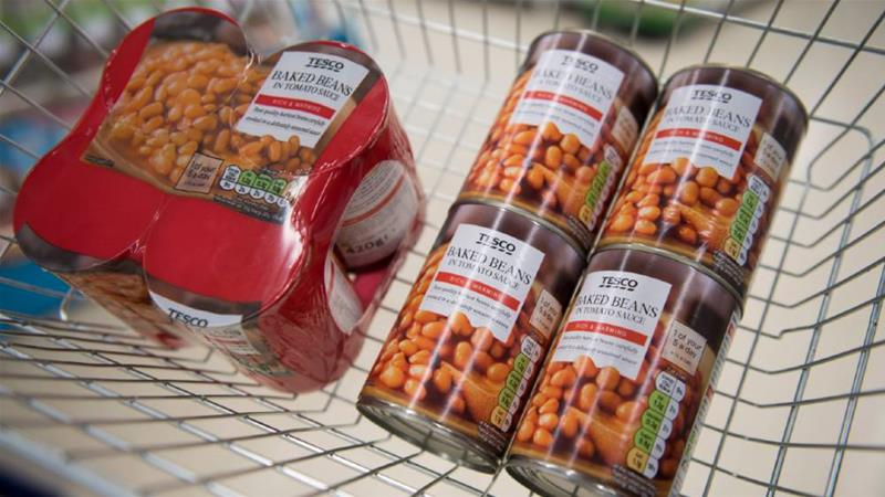 Tesco Ireland Vows To Scrap Plastic-Wrapped Multipack Tinned Food