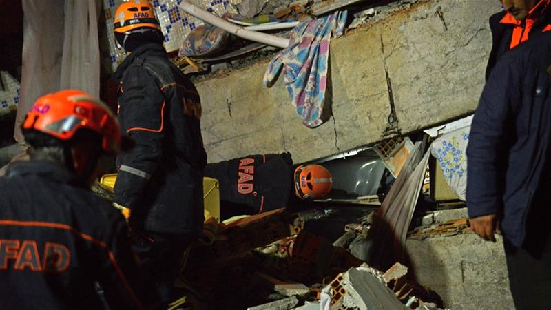 Turkey 'seriously' preparing for possible Istanbul earthquake