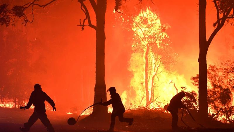 The Australia fires portend a future of climate apartheid ...