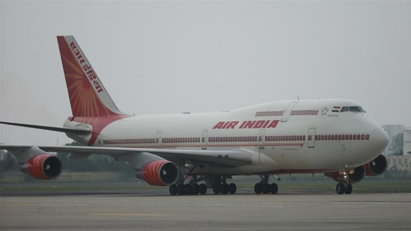 Air India has suffered from overly bureaucratic management and political interference as privately-owned low-cost airlines have gained market share [File: Wu Hong/Pool via Reuters]