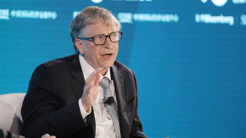 Bill Gates ends decade pushing for higher taxes on the rich