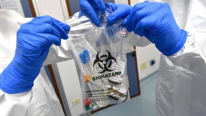 First cases of Coronavirus confirmed in UK
