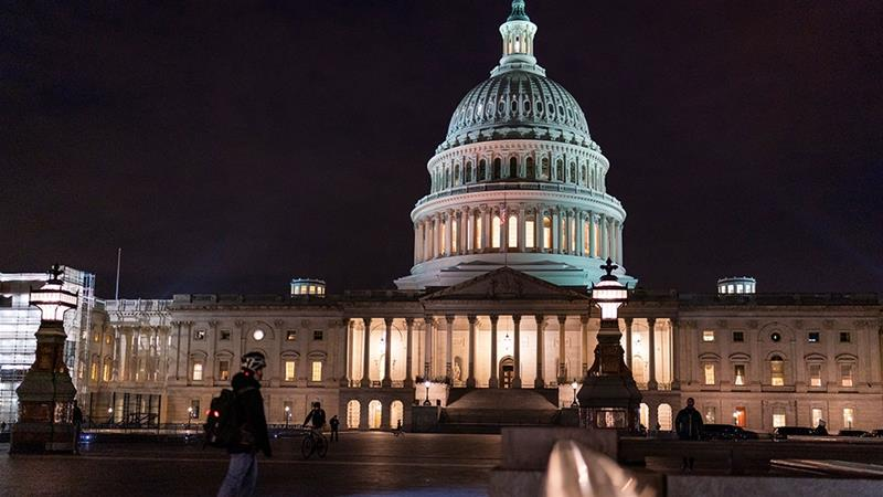 US Senate passes historic $2 trillion bill to stimulate US economy