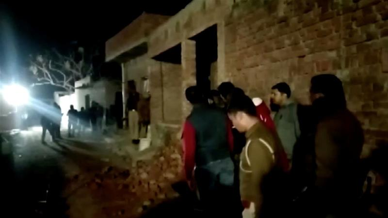 UP hostage crisis ends: Hostage taker shot dead, wife lynched by villagers