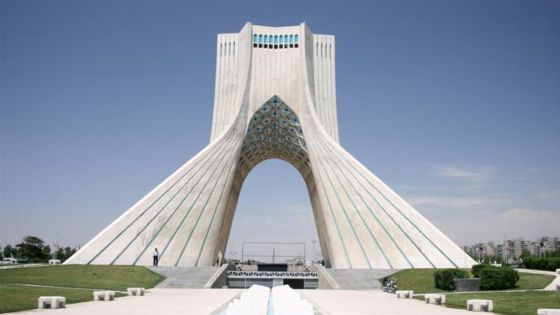 Iranian cultural sites include the Azadi Tower in the capital Tehran [File: JoenStock/Getty Images]