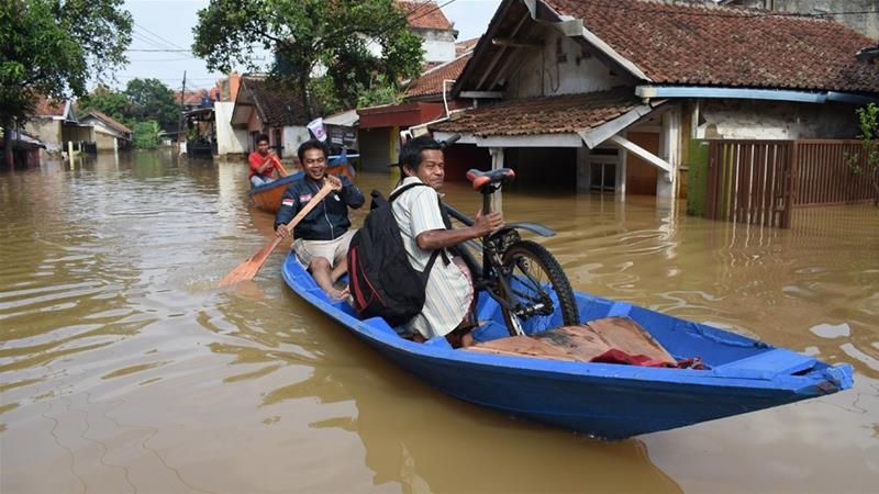 Indonesia floods: Death toll hits 66 as more rain is expected