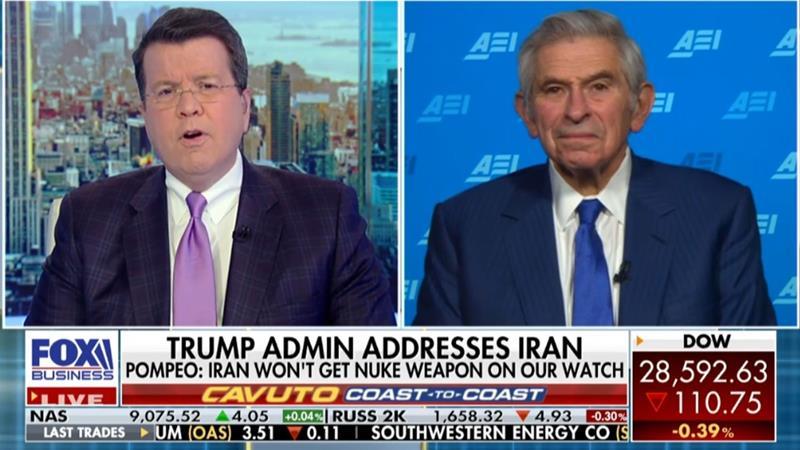 Paul Wolfowitz defended Iraq war of 2003 [Fox News screengrab] [Daylife]
