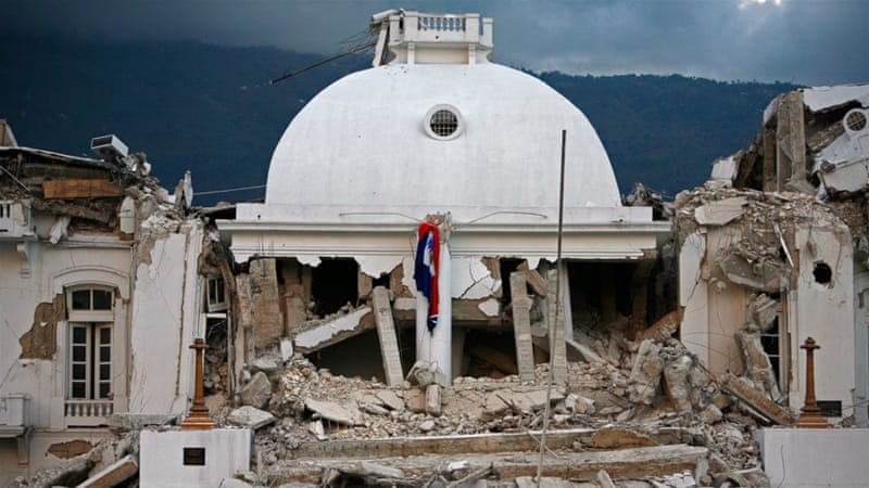 Haiti's unnatural disasters