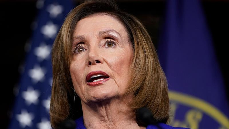 House leaders square off on impeachment, Pelosi may send articles next week