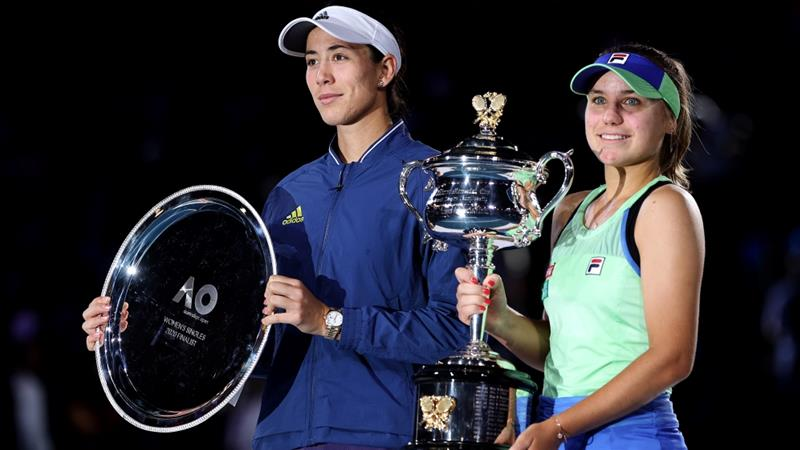 Australian Open: Sofia Kenin lifts first major title