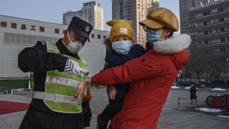China transparent in virus response: United Nations  envoy